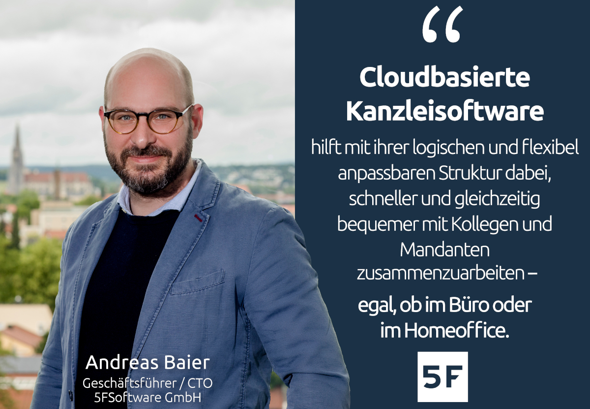 Cloud Collaboration mit 5FSoftware